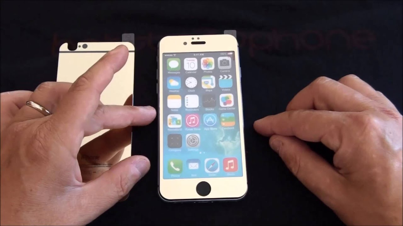 custodia iphone 6 plus fronte e retro