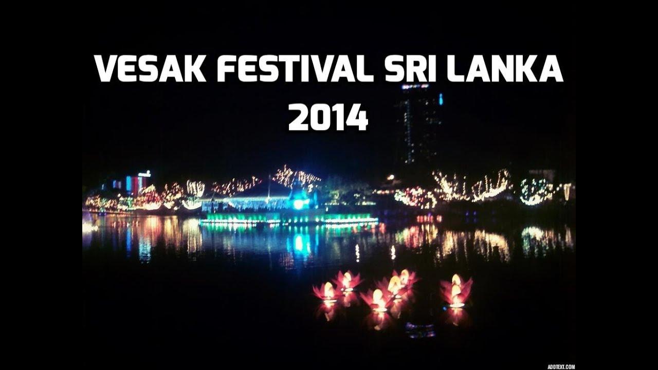 Essay about vesak festival