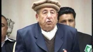 Governer Gilgit Baltistan Karam Shah Report By Hammad Balghari Apna News.mpg