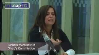Conferenza di presentazione Divag Commission - Roma
