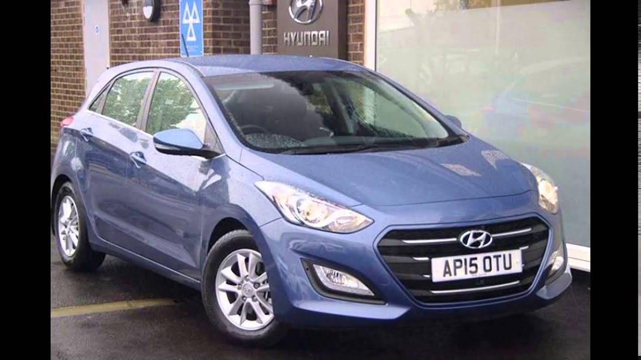 2016 hyundai i30 ash blue metallic youtube. Black Bedroom Furniture Sets. Home Design Ideas