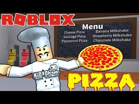 Roblox | XÂY DỰNG TIỆM BÁNH PIZZA - Pizza Factory Tycoon | KiA Phạm