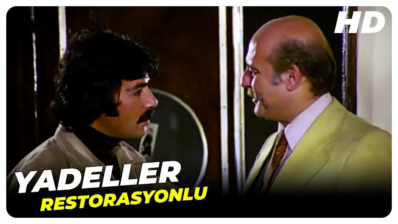 Yadeller | Ferdi Tayfur Eski Türk Filmi Tek Parça (Restorasyonlu)