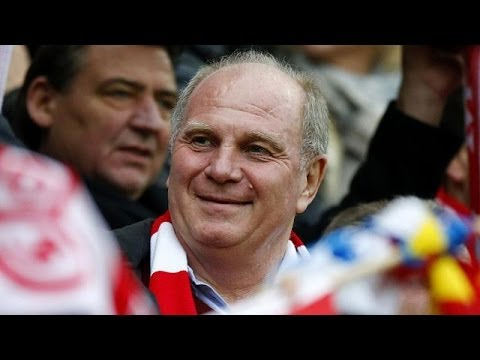 Uli Hoeness resigns from Bayern Munich and won't appeal jail term
