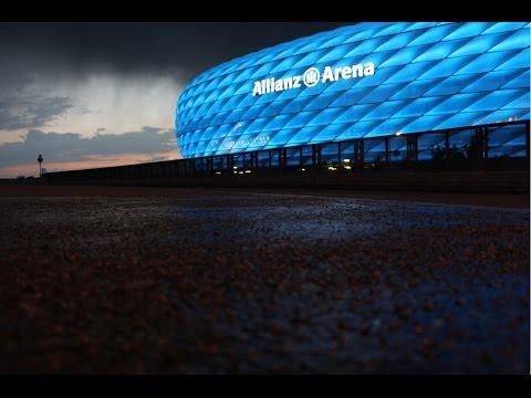 Allianz Arena mit WEST CAOST PHOTOS | ERDING