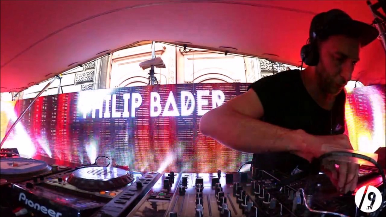 Download Philip Bader - For Electronic Groove -