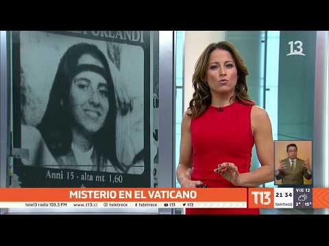 Misterio en el Vaticano: Joven desapareció hace 36 años y aún no hay rastros.