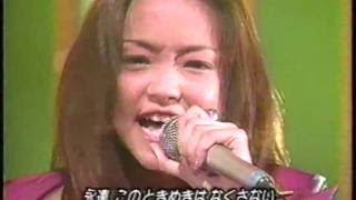 youtube YouTube 安室奈美恵 with スーパーモンキーズ Stop the music 1995 08 13