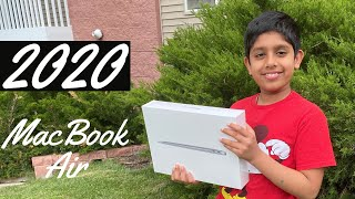 MacBook Air 2020 - Unboxing, Setup & Review