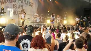Mayday ParadePiece Of Your Heart Live  Sad Summer Fest Baltimore MD
