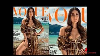 Kareena Kapoor Khan smoking hot Bikini Photo shoot for Vogue |Sunday Popcorn