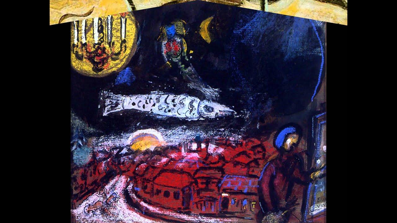 Ferrat chante chagall - YouTube Chagall Ferrat