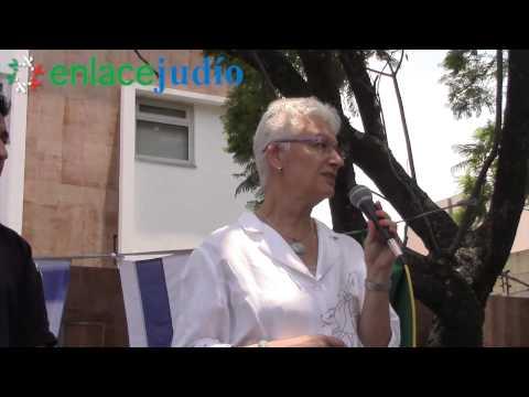 Enlace Judío - Manifestación Pro Israel En México