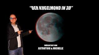 Die Mondfinsternis entlarvt und zerstört AstroTonis flache Erde – flat earth - Flache Erde widerlegt