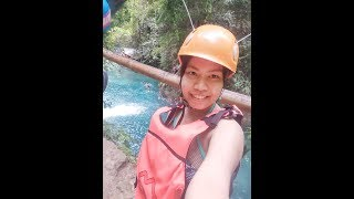 Cebu vlog 2019 part 3 -  Canyoneering & Kawasan Falls (Cebu)
