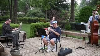 Rob Scheps' Kansas Quarantet Live From The Porch - Lawns - LiveJazzKC