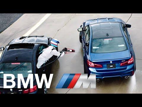Новый рекорд Гиннесса. С BMW M5.