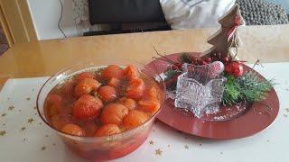 Очень вкусные малосольные помидорчики...Пальчики оближешь! Отличная закуска быстрого приготовления