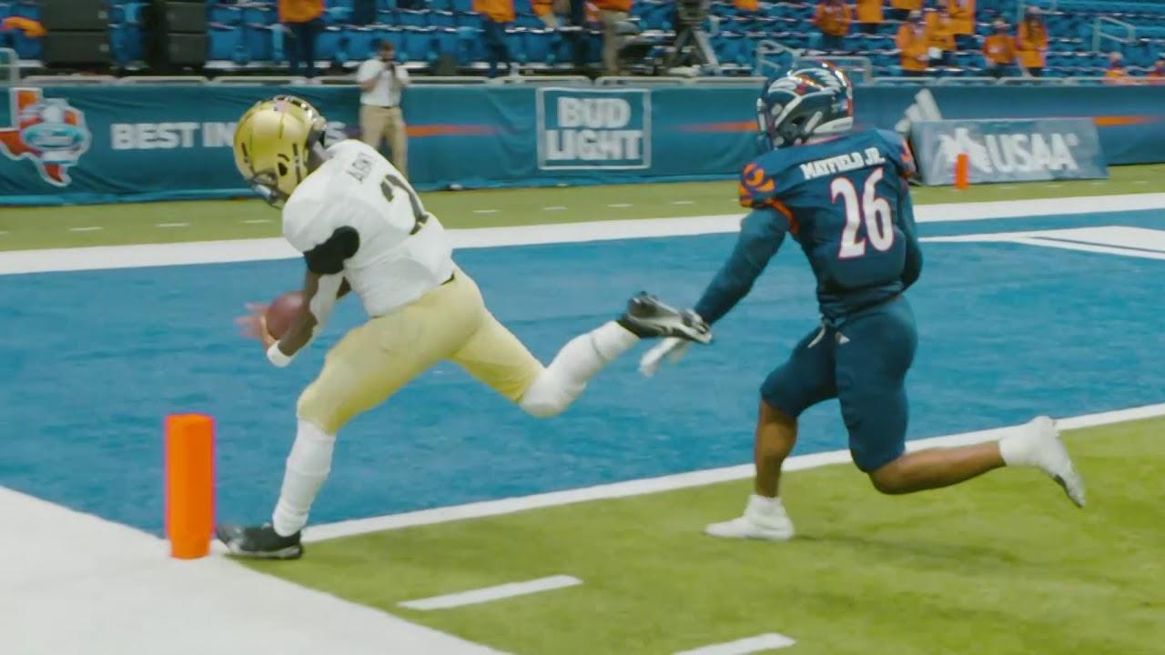 Highlights: Army Football vs. UTSA