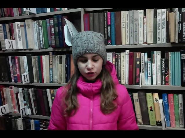Изображение предпросмотра прочтения – АннаМалькова читает произведение «Там, где шиповник рос аленький» М.И.Цветаевой