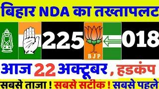 बिहार चुनाव का बड़ा ओपिनियन पोल, Bihar election ,opinion poll, exit poll, tejashwi Yadav, kanhaiya