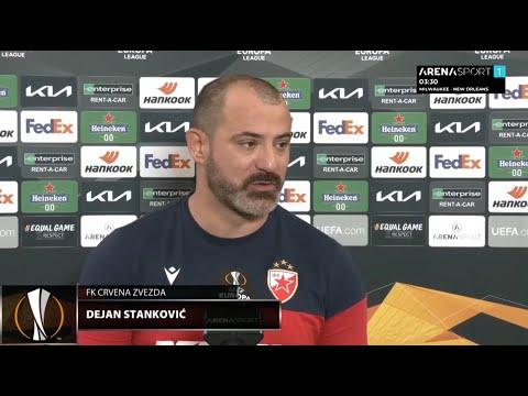 DEJAN STANKOVIĆ POSLE MILANA: Ponosan i pomalo ljut - Arena Sport TV
