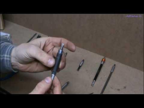 Моя мастерская. Обзор держателей бит для шуруповерта