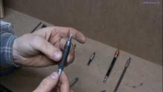 видео Бита для гипсокартона с ограничителем: правила выбора