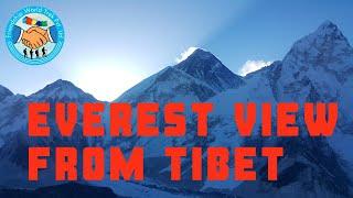 Everest View from Tibet - China  Everest Advance Trek   Friendship World Treks