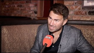 'I AM SICK & TIRED' - EDDIE HEARN ON WBC MAKING WHYTE MANDATORY IN 2021 / TALKS MARTINEZ FAILED TEST