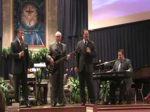 The Mark Trammell Quartet sings I Always Have a Song to Sing