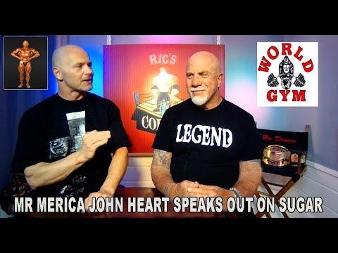 John Heart Mr America on Sugar Intake as a Poison