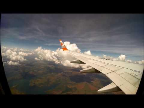 GOL Linhas Aéreas | Boeing 737-800 | Uberlândia (UDI) - São Paulo (GRU)