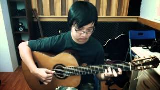 When You Wish upon a Star - Đặng Trường Giang, Classic Guitar