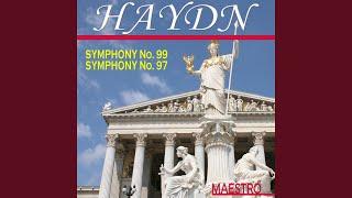 Symphony No 97: Menuetto e Trio-Allegretto