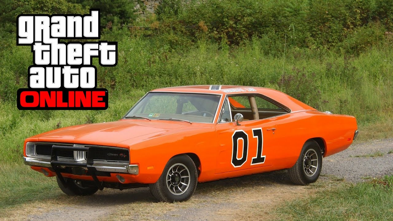 gta5 dukes of hazzard general lee chase scene youtube. Black Bedroom Furniture Sets. Home Design Ideas