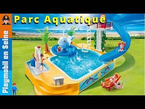 playmobil aquapark 4k youtube. Black Bedroom Furniture Sets. Home Design Ideas