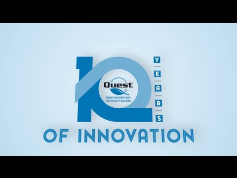 Quest Resource Management Group – 10 Years of Innovation