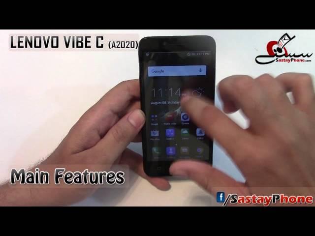 Lenovo Vibe C Memory Videos - Sony Mobile Phones