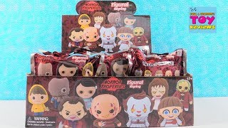 Horror Properties Series 3 Figural Collector Keyrings Full Box Opening Review | PSToyReviews