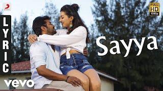 Neeya 2 Sayya Tamil Lyric   Jai, Catherine Tresa, Raai Laxmi   Shabir