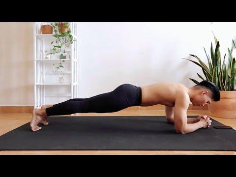 30 ngày Plank   Cách để Plank được 5 phút