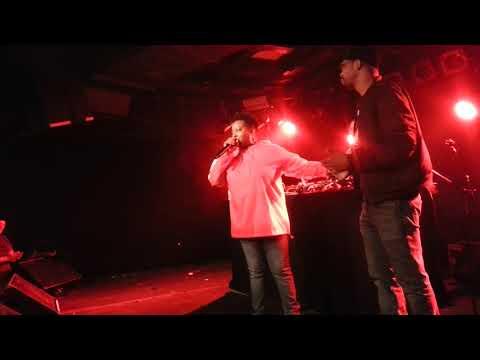 Hip Hop Queen Bahamadia, May 3rd, 2018, Musik & Frieden Club, Berlin