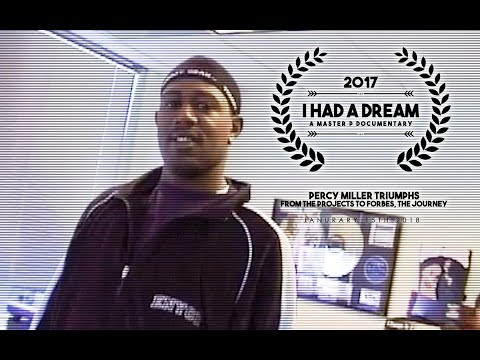 "Master P & No Limit Take Over Priority 98 Footage, ""I Had a Dream"" New Documentary"