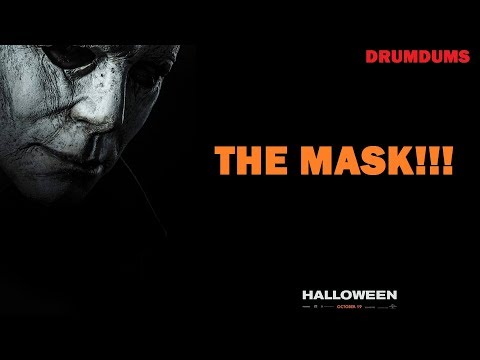 THE MASK HAS BEEN REVEALED!!! HALLOWEEN 2018 🎃