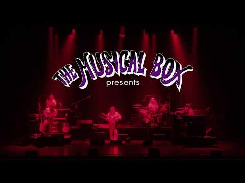 The Musical Box A Genesis Extravaganza Volume 2 Youtube