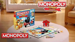 Hasbro Gaming Polska - 'Monopoly Junior Electronic Banking' Reklama TV