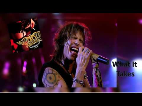 Aerosmith - What It Takes [Live 2002] RARE!