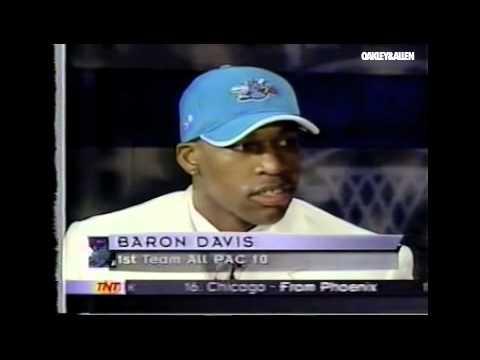 1999 NBA Draft : Baron Davis