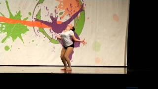 Stupid- Jasmine Dorris Open solo 2011